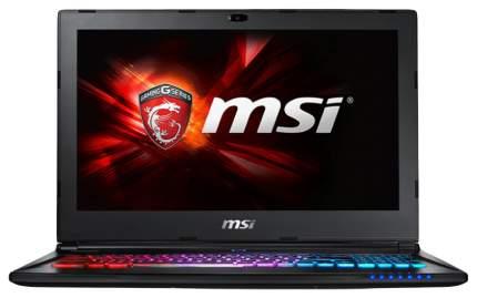 Ноутбук игровой MSI GS60 6QE-017RU 9S7-16H712-017