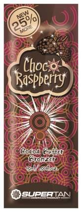 Средство для солярия SuperTan Choco Raspberry 15 мл