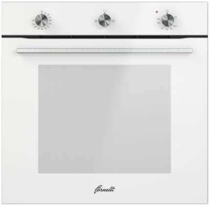 Встраиваемый газовый духовой шкаф Fornelli FGA 60 FALCONE White
