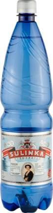 Вода минеральная Sulinka кремниевая газированная пластик 1.25 л