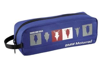 Пенал BMW Motorrad Logo Pen Case, артикул 76618547375