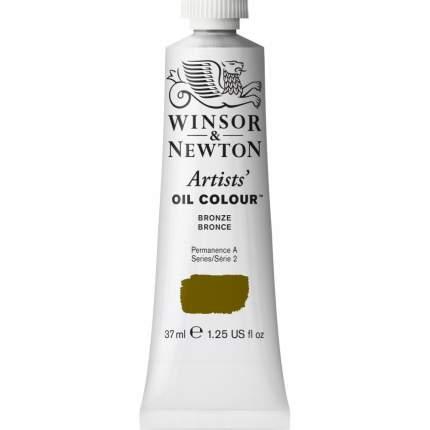 Масляная краска Winsor&Newton Artists бронзовый 37 мл