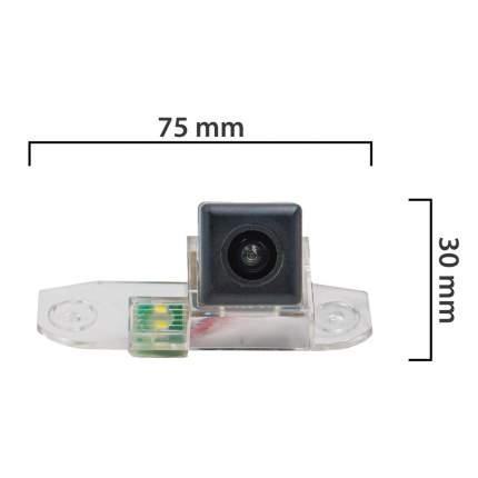 Камера заднего вида BlackMix для для Volvo XC60 с основой из прозрачного пластика