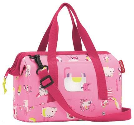Сумка детская Allrounder XS ABC friends pink Reisenthel для девочек Розовый IQ3066