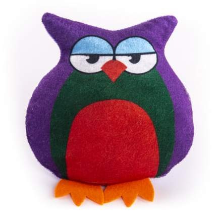 Мягкая игрушка Button Blue Сова, 15см 40-HD-570808-1