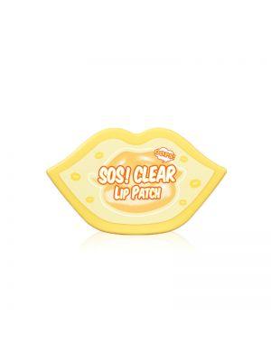 Маска-патч для губ BERRISOM SOS OOPS CLEAR LIP PATCH