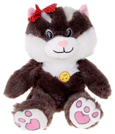 Мягкая игрушка MAXIPLAY MP-HH-R9048E Кошечка Мила 20 см (озвученная)