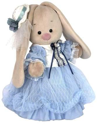 Мягкая игрушка «Зайка Ми барышня» в нежно-васильковом, 25 см Зайка Ми