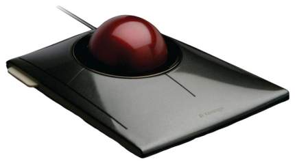 Трекбол Kensington Slimblade K72327EU Black