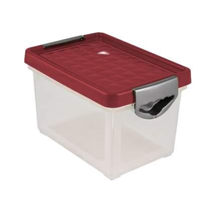 BRANQ Ящик для хранения BranQ Systema, 19 л (бордовый) 1002 БРД
