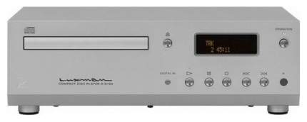 CD-проигрыватель Luxman D-N150 Silver