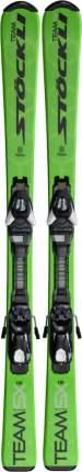 Горные лыжи Stockli SX Team + L6 2020, 130 см