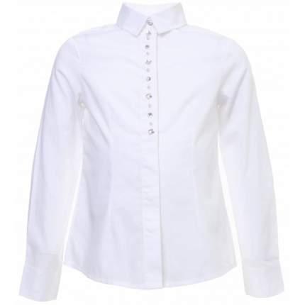 Блузка Acoola, цв. белый, 146 р-р