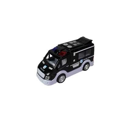 """Инерционная машинка """"Полицейский фургон"""" Yako Toys"""
