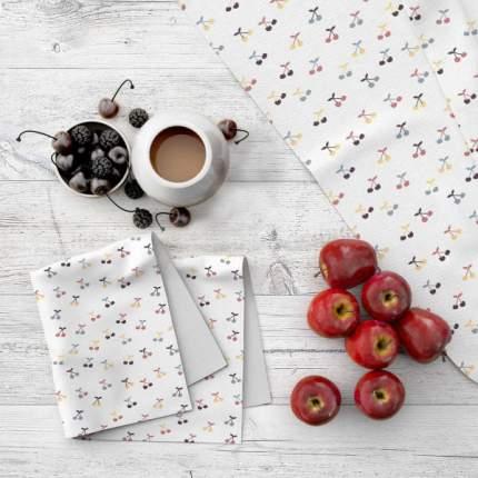 Набор кухонного текстиля MARENGO TEXTILE «Плоды вишни» 7 пр.