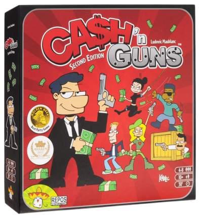 """Настольная игра """"Гангстеры (Cash 'n Guns)"""", второе издание"""