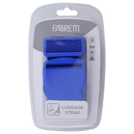 Багажный ремень Fabretti 67336-9 синий