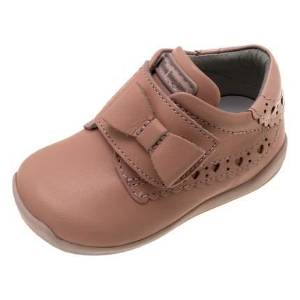 Ботинки Chicco Gardenia для девочек, размер 23, цвет розовый