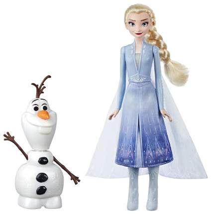 Игровой набор Эльза и Олаф Disney Hasbro Холодное сердце 2