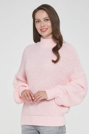 Джемпер женский VAY 192-4011 розовый 50 RU