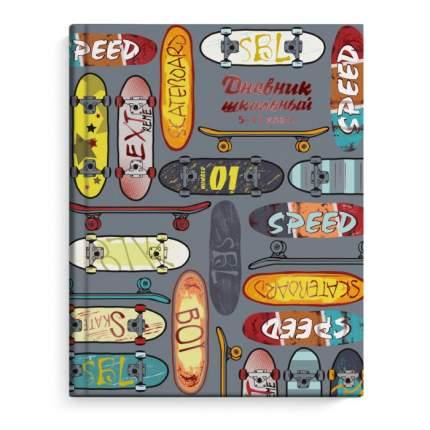 Дневник школьный 5-11 класс Феникс+ 49376 Цветные доски