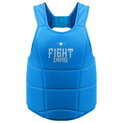 Жилет защитный FIGHT EMPIRE, размер L, цвет синий FIGHT EMPIRE