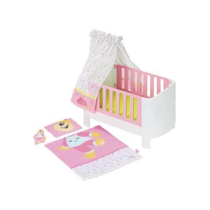 Кроватка Бэби Борн Zapf Creation Baby born 827-420