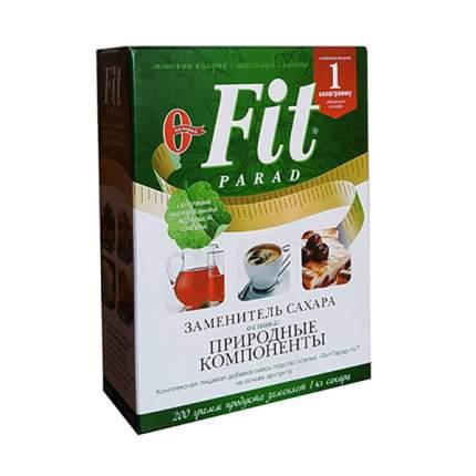 Заменитель сахара Fit Parad на основе эритрита и стевии №7