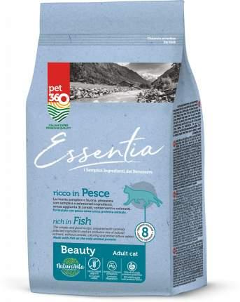 Сухой корм Essentia для кошек (1,5 кг, Рыба)