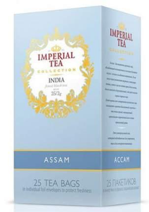 Чай черный индийский Imperial tea collection India Assam 25 пакетиков