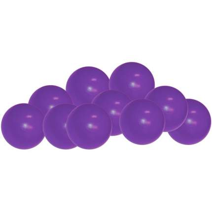 Шарики для манежа-бассейна Leco диаметр 7,5 см фиолетовые, 320 шт.