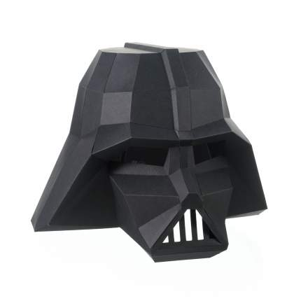3D-конструктор Paperraz Маска Дарт Вейдер