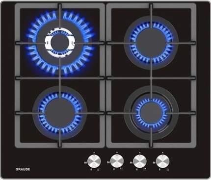 Встраиваемая газовая панель Graude GS 60.2 SM Black
