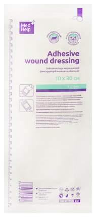 Повязка на рану MedHelp стерильная 10 х 30 см 1 шт.