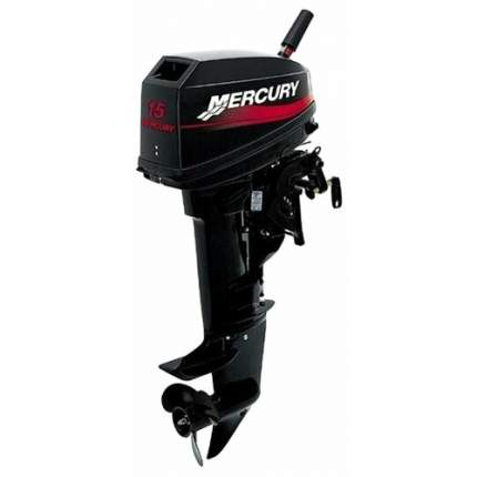 Лодочный мотор Mercury 15M