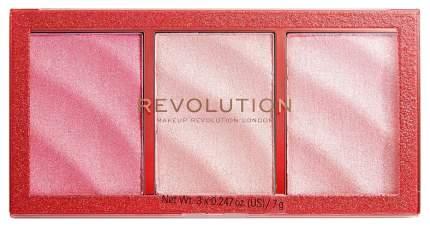 Хайлайтер Revolution Makeup Precious stone Ruby Crush 20 г