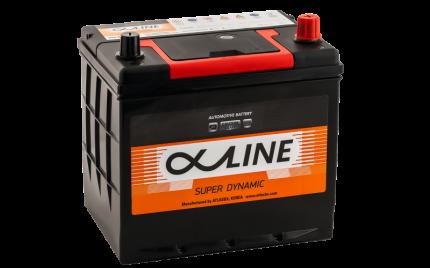 Аккумулятор ALPHALINE SD 85D23L