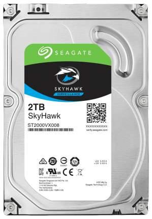 Внутренний жесткий диск Seagate SkyHawk 2TB (ST2000VX008)