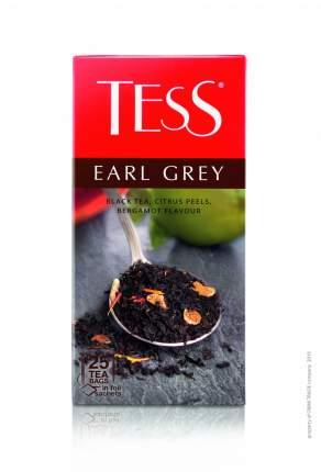 Чай черный Tess earl gray 25 пакетиков