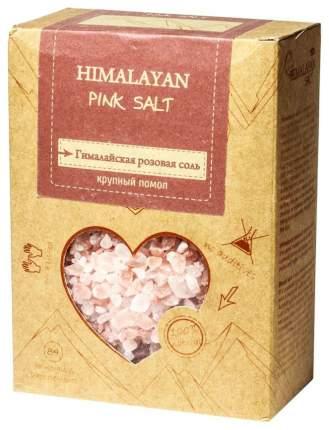 Соль черная гималайская крупный помол 200 г