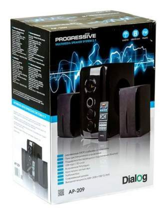 Колонки 2.1 Dialog Progressive AP-240