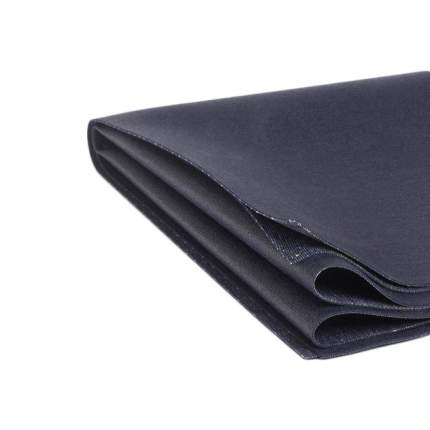 Коврик для йоги Manduka EKO SuperLite Travel Mat темно-синий 1,5 мм