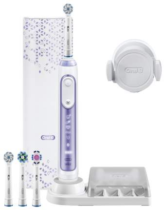 Электрическая зубная щетка Braun Oral-B Genius 10000N Orchid Purple