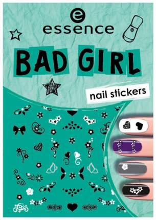 Наклейки для ногтей essence Bad Girl Nail Stickers