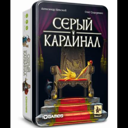Настольная игра Геменот 12608 Серый кардинал