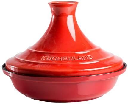 Тажин Kuchenland FRS-905-red 2.25 л