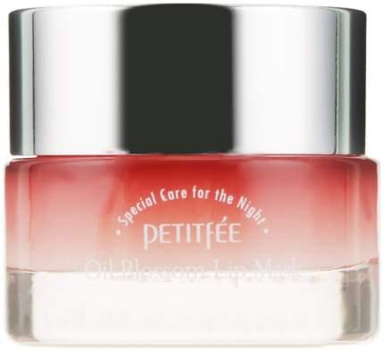Маска для губ Petitfee Oil Blossom Lip Mask Camellia Seed Oil 15 г