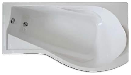 Акриловая ванна BAS Капри 170х94,5 c гидромассажем FLAT правая