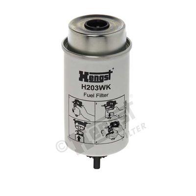 Фильтр топливный Hengst H203WK