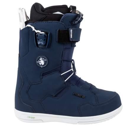 Ботинки для сноуборда Deeluxe Team Id Lara PF 2019, navy, 27